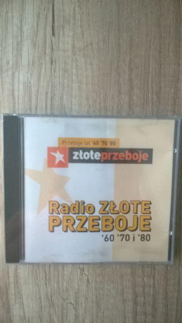Radio Zlote Przeboje. Przeboje lat 60 - 70 - 80 - cd. WYSYŁKA GRATIS!!