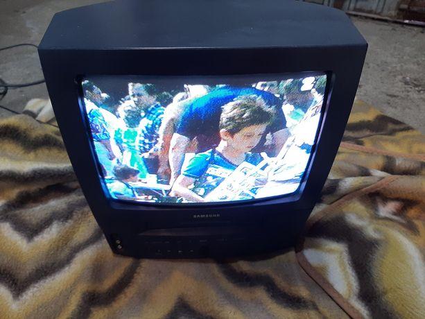 Samsung telewizor z magnetowidem 14 cali