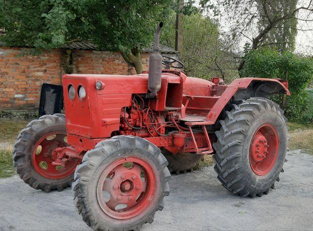 Т-25 трактор-самоделка