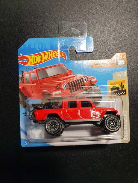 Hot wheels - Jeep Gladiator