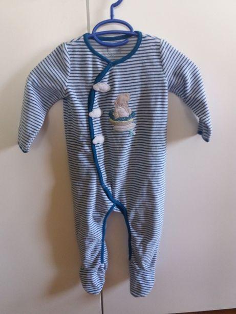 Pijama menino 24 meses