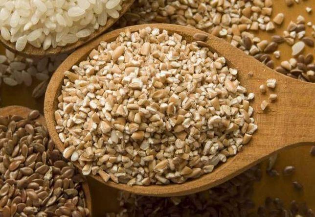 Крупа Пшенична  фасована по 25 кг виробник