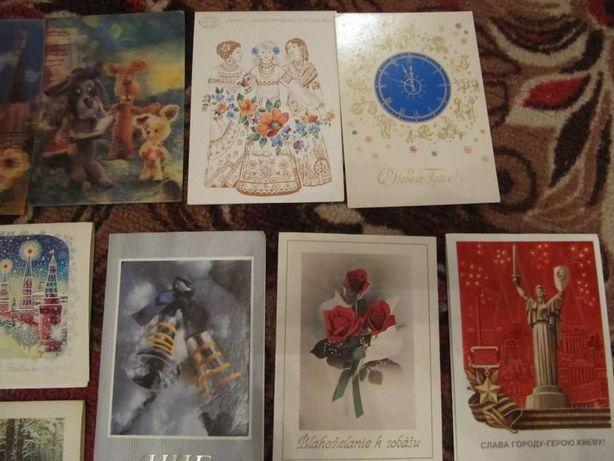 Обменяю коллекцию открыток