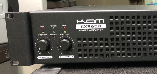 Końcówka mocy, wzmacniacz audio KAM KXR 600 600W