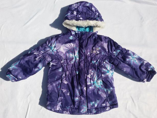 Куртка ZeroXposur размер 4 года