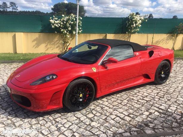 Ferrari F430 spyder f1
