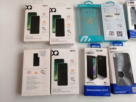 nowe etuI XQISIT flex case Samsung S9 S9 PLUS DEVIA S8 PLUS , S6