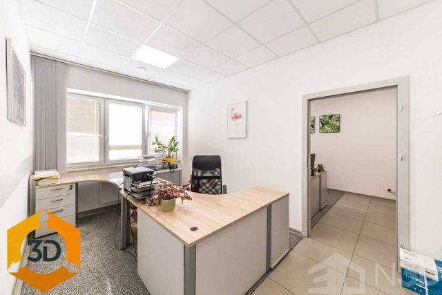 Lokal biurowy 95m - al.Okulickiego