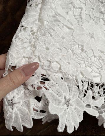 Платье. Белое. С-М