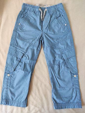 Nowe spodnie ze Smyka, rozmiar 104