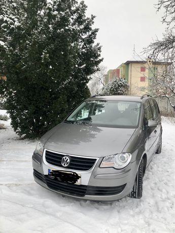 Samochód Volkswagen Touran 1.9 TDI