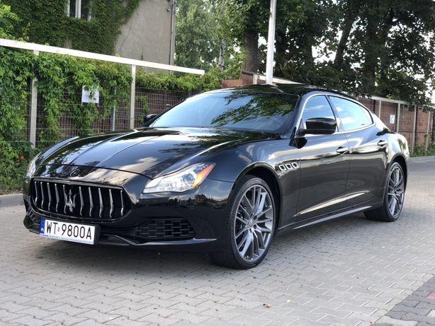 Maserati Quatrtroporte 430km lift full opcja zamiana