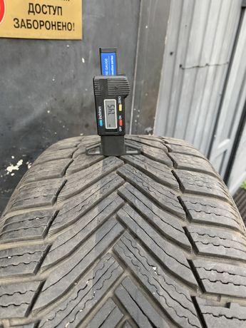 Комплект зимних шин Michelin Alpin 6 225/50/17