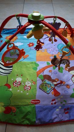 Детский музыкально-развивающий коврик.