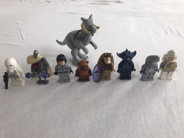 Figurki LEGO Star Wars/Atlantis/Indiana Jones (magna guard)