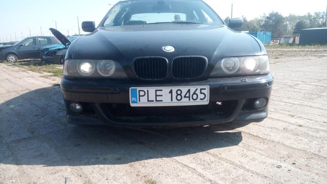 BMW E39 cup holder