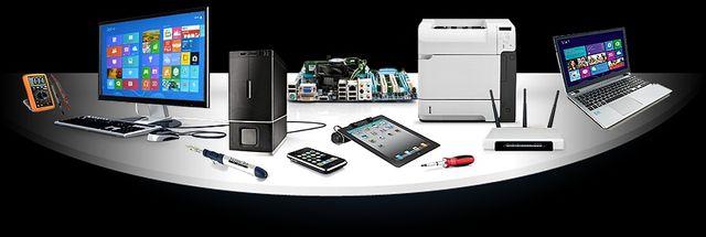 Продаж, ремонт, обслуживания компьютерной техники