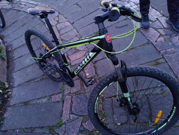 "Велосипед Bennetti pronto 26"", горний"