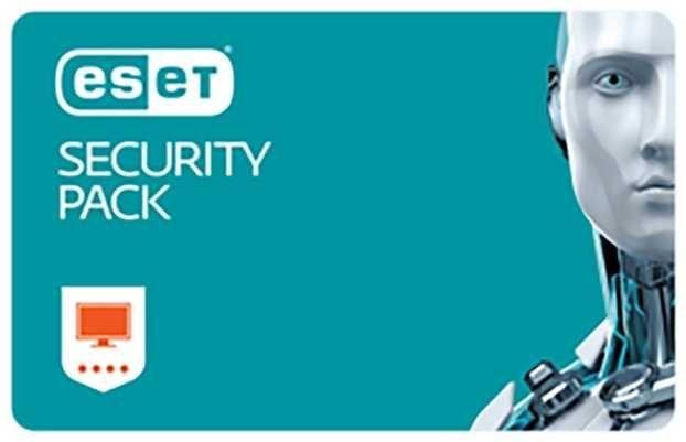 ESET Security Pack ESD 3+3U 36M przedłużenie  - wersja cyrfowa