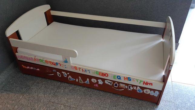 Łóżeczko 160 x 80 - pilne