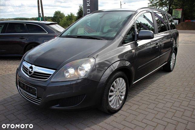 Opel Zafira 1.7 CDti 125 KM Ecoflex !