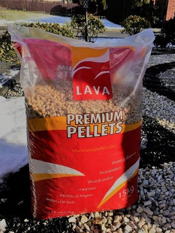 Pellet/Pelet Lava-Barlinek-Olczyk 6mm!! Transport Gratis- HIT