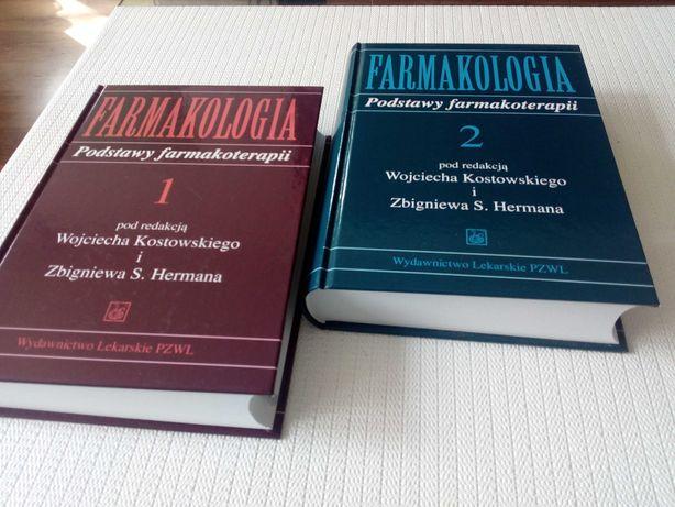 Farmakologia. Podstawy farmakoterapii. Tom 1 i 2.