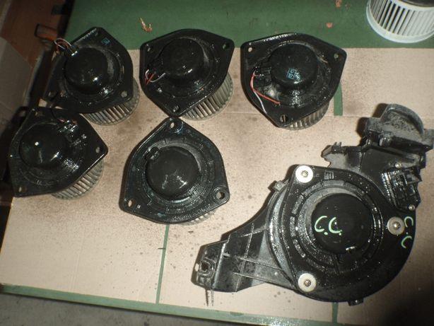 wentylator dmuchawa silniczek cinquecento cc palio I wszystkie części