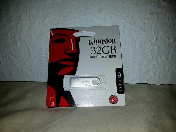 Флешка юсб 32 гіга/usb 32 gb/usb 3.0/юсб 3.0/kingston