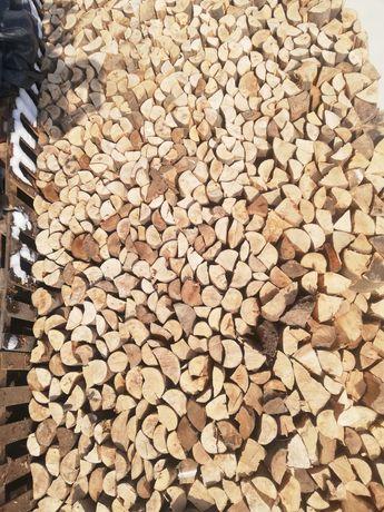 Buk Drzewo drewno opałowe rąbane kominkowe suchy
