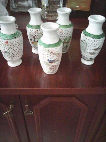 dzbanuszki z chińskiej porcelany