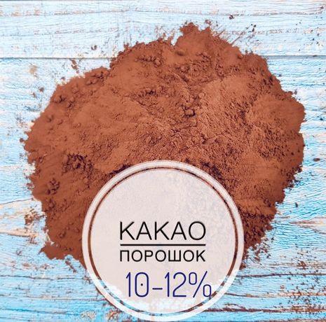 Какао порошок алкализированный DB82 10-12%, Cargill 1 кг