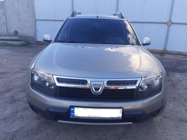 Dacia Duster 4x4 2011р.