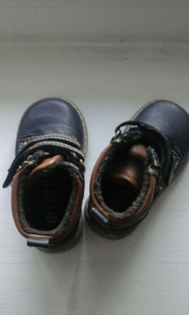 Продам осінньо- весняні чобітки для хлопчика Funny Kids