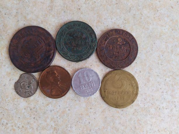 Продам монеты с.п.б