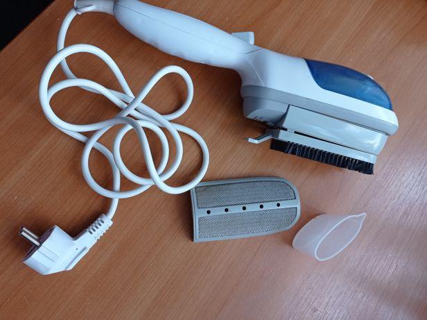 Ручной паровой утюг (щетка) отпариватель Steam Brush для одежды