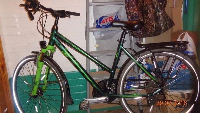 Велосипед КТМ+Магелан