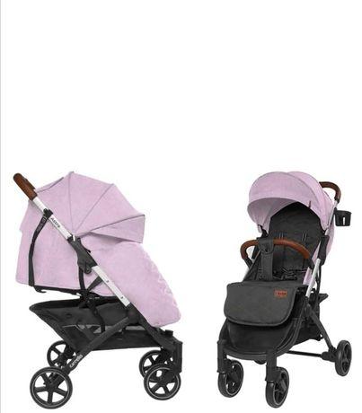 Прогулочная коляска Carrello Astra Apricot Pink (CRL-5505)