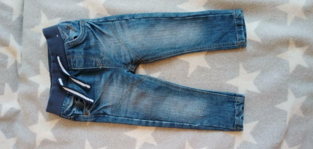 jeansy dziecięce roz. 86 Katowice - image 1