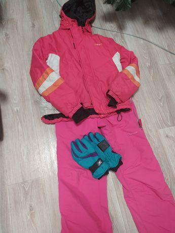 Костюм лыжный/сноуборд,штаны непромокаемые