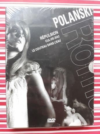 Roman Polański 3DVD Repulsion Cul-De-Sac Le Couteau Dans L'eau