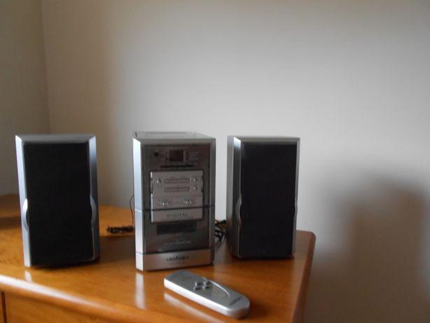 Radio CDs e Cassetes