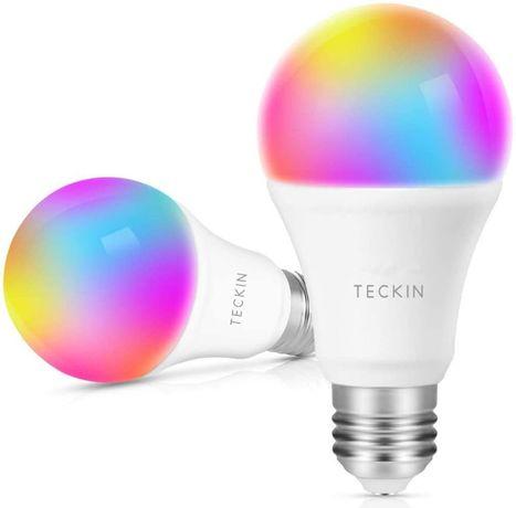 Светодиодная лампа Teckin SB50 LED Smart WIFI 6000K E27