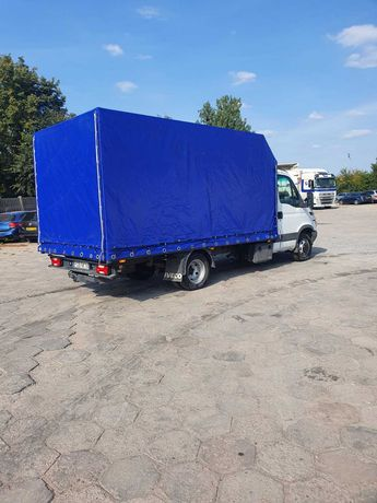 iveco daily 35c14 2005r 140km