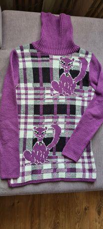 Натуральные, тёплые свитера