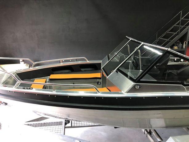 Алюминиевый катер, лодка UMS, TUNA 585DC