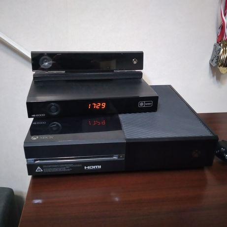 Xbox One kinect 500gb 3pady 7gier możliwa zamiana na ps4 dowóz wysyłka