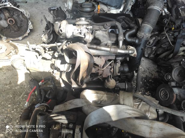 Двигатель VW ASZ 1.9 тди Шаран, Альхамбра