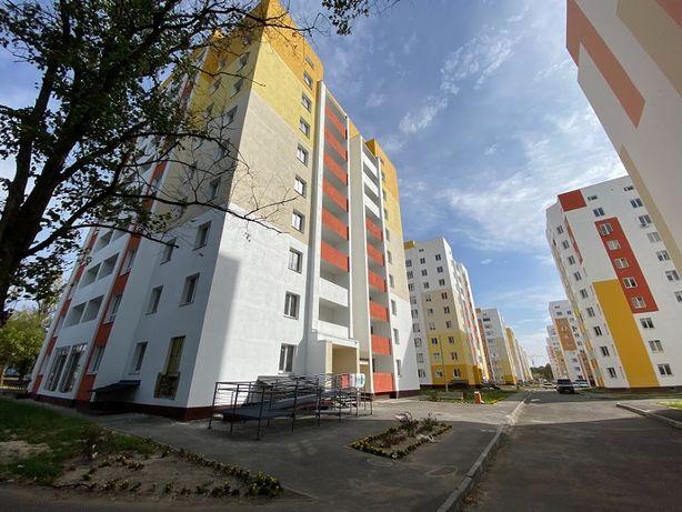 Мира 2. Сданный 14 дом. S=67м2. Средний этаж. Метро ХТЗ