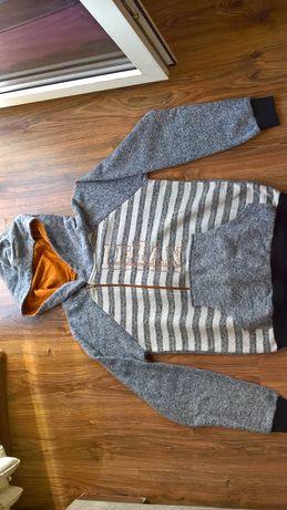 sweterek bluza męski s/m bdb